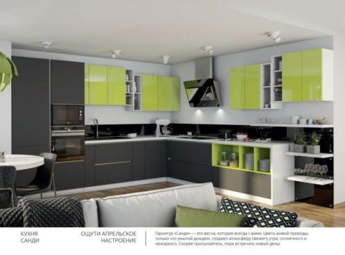 Кухня ALVIC 09