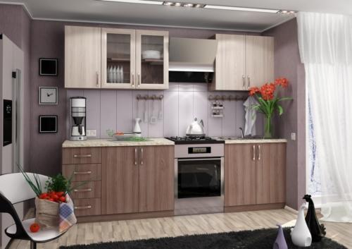 Кухни ЛДСП 26