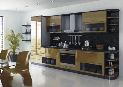 Кухни МДФ02