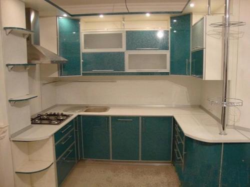 Кухни МДФ29