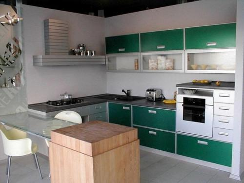Кухни МДФ32