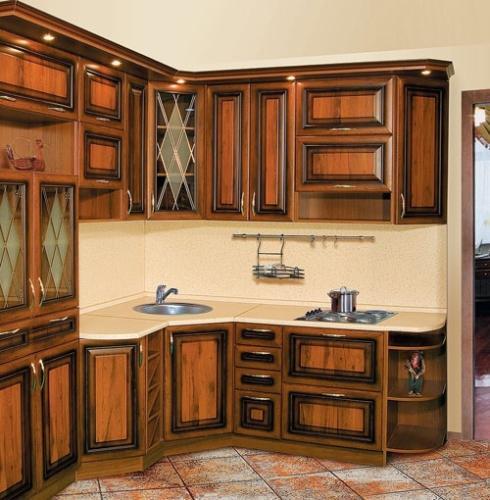 Кухни Патина 16