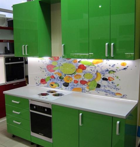 Кухни Эмаль 50