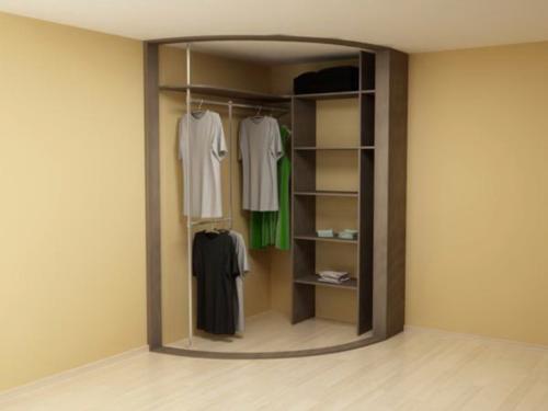 Сферический шкаф020