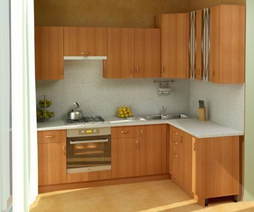 Кухни ЛДСП 27