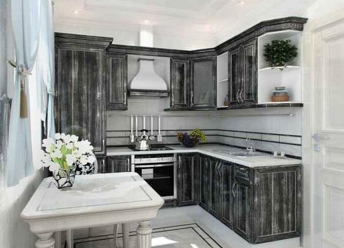Кухни Патина 39