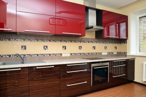 Кухни Эмаль 14