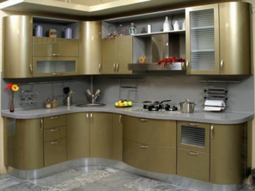 Кухни Эмаль 29