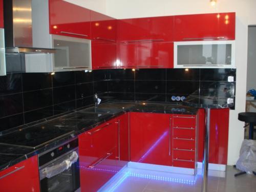 Кухни Эмаль 34