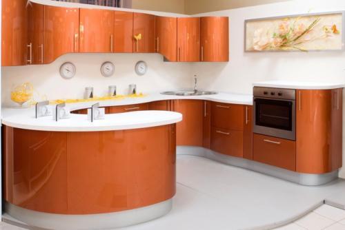 Кухни Эмаль 36