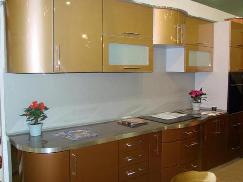 Кухни Эмаль 7
