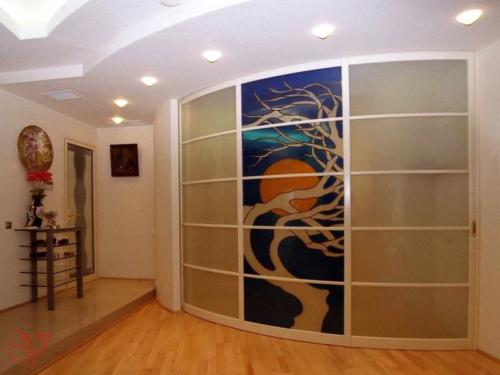 Сферический шкаф004