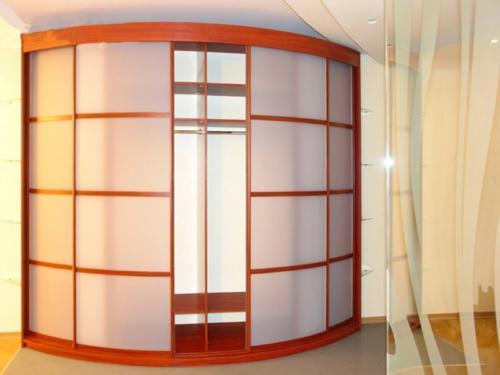 Сферический шкаф018
